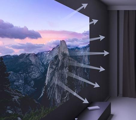 Mi Laser Projection Mini срок службы светодиодов 30 тысяч часов