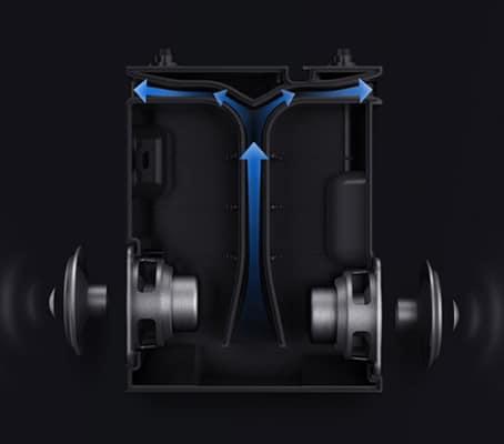 Mi Laser Projection Mini качественный звук