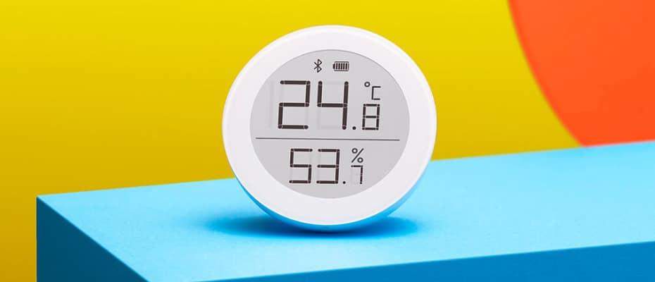 Mi Temperature and Humidity Sensor