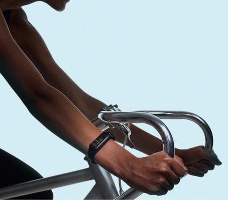 Mi Band 4 для велоспорта