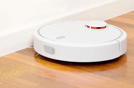 Внешний вид Mi Robot Vacuum