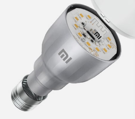 Mi LED Smart Bulb дистанционное управление