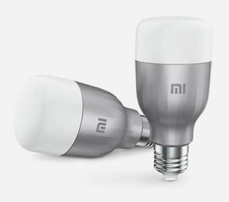 Mi LED Smart Bulb подключение к Wi-Fi