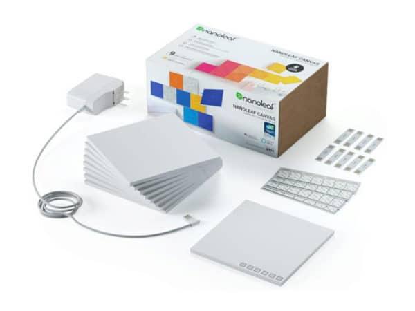 Умная система освещения Nanoleaf Canvas Smarter Kit